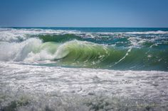 Fire Island Surf 6-2-14 by Michael Busch on 500px