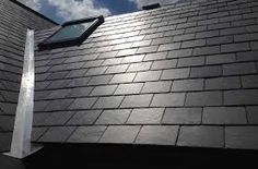 Image result for new slate roof Roofing Companies, Slate Roof, Tile Floor, Flooring, Image, Roofing Contractors, Tile Flooring, Wood Flooring, Floor