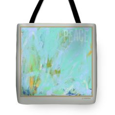 Peace 2 Tote Bag for Sale by Janis Kirstein  ||  Peace 2 Tote Bag by Janis Kirstein.  The tote bag is machine washable, available in three different sizes, and includes a black strap for easy carrying on your shoulder.  All totes are available for worldwide shipping and include a money-back guarantee. https://fineartamerica.com/products/peace-2-janis-kirstein-tote-bag.html?utm_campaign=crowdfire&utm_content=crowdfire&utm_medium=social&utm_source=pinterest