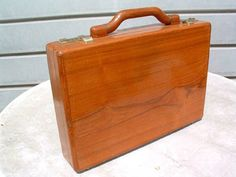 briefcase woodworking plans - Buscar con Google