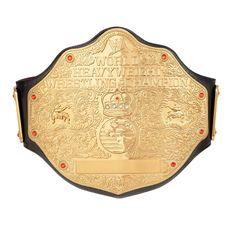 WWEShop: WWE World Heavyweight Championship Replica Title Belt