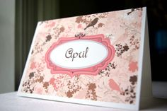 Sweet Tweet Personalized Note Card Set by piecesofaprilmel on Etsy, $5.75