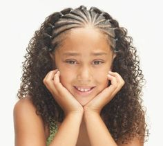 Long African American Braided Hairstyles | Another option is to part the hair into two horizontal sections. This ...