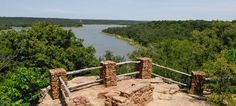Lake Mineral Wells State Park, Mineral Wells, TX: Just 45 minutes west of Fort Worth, this park offers plenty of recreation. You can hike bike, or horseback ride along 12.8 miles of park trails, or the 20 mile trailway, swim, boat, or fish at the lake, go rock climbing, or camp at one of their campsites.