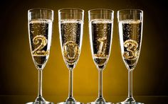 32 Seriously Amazing New Year's Eve Party Ideas, Tips and Decor Ideas - Sunlit Spaces