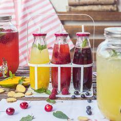 3 netradiční domácí limonády