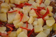 Pui cu ananas, in sos dulce-acrisor - CAIETUL CU RETETE