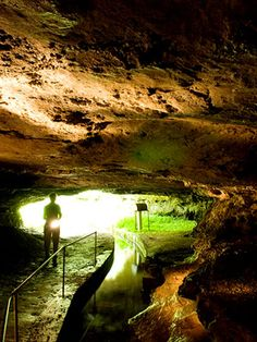 Epic cave tour - The Caverns in Lake of the Ozarks #Missouri http://www.midwestliving.com/travel/interest/family-travel/15-ways-to-love-lake-of-the-ozarks/#page=14
