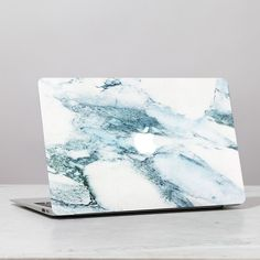 Marble MacBook Skin TURQUOISE Marble- FREE SHIPPING usa MacBook Air 13 11 Pro 15…