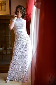 Wedding Crochet Dresses.