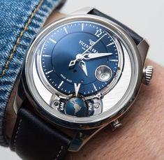 Vicenterra Tycho Brahe Tome 2 Blue Watch