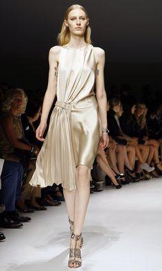 Salvatore Ferragamo Primavera 2014 Semana de la moda de Milán Revista Ellas