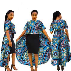 African Women Maxi plus size ankara designed clothing dashikis night Party cotton Dress African Fashion Dresses, African Clothes, Ankara Designs, Ankara Dress, Contemporary Fashion, African Women, Maternity Dresses, Cotton Dresses, Casual Wear