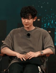 Animated gif uploaded by Merve Çiçek. Find images and videos about gif, exo and chanyeol on We Heart It - the app to get lost in what you love. Chanyeol Cute, Park Chanyeol Exo, Kyungsoo, Chansoo, Chanbaek, Music Genius, Korean Babies, Best Friend Pictures, Kpop