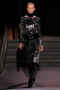 Tom Ford Fall 2016 Ready-to-Wear Fashion Show - Natasha Poly