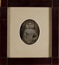 Unbekannt | Johanna Maria Margaretha Hertz, geb. Stegen | Museum für Kunst und Gewerbe Hamburg