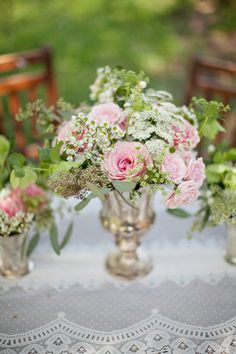 Like this for a boquets or mine