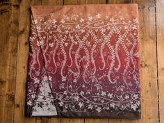 Ivy Fall Shawl by Oscha Slings