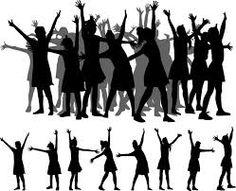 Stopdans; als de muziek stopt sta je stil