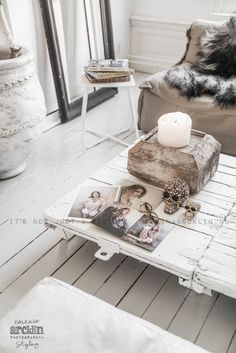 © Paulina Arcklin | My home I could do without the skull's but LOVE the rest!! So clean and crisp!!! ☺M White Wood, Interior Styling, Interior Decorating, Skulls, White Houses, Crisp, Modern Rustic, Decoration, Bohemian House