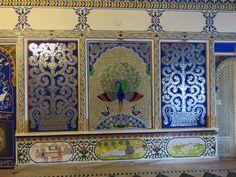 Chunda Palace Wall Paintaing