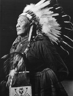 Yellow Calf - Northern Arapaho - 1913