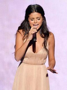 Performing at AMA