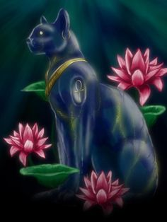 Bast the Cat Goddess