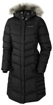 Columbia Full Length Women's Madraune™ II Jacket (has fleece pockets, warmth, water resistance, and the cuff liners)