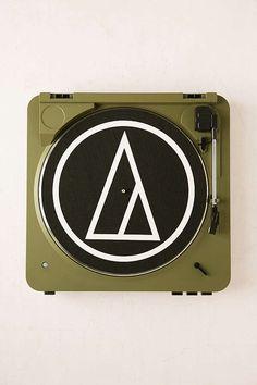 Slide View: 3: Audio-Technica X UO AT-LP60 Bluetooth Vinyl Record Player