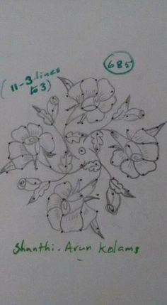 66 Ideas Bird Cartoon Design To Draw Rangoli Borders, Rangoli Border Designs, Rangoli Designs Images, Rangoli Designs With Dots, Rangoli With Dots, Beautiful Rangoli Designs, Bird Skull Tattoo, Bird Tattoo Foot, Bird Tattoo Back
