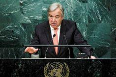 A pouco mais de dois meses de assumir funções, António Guterres, designado secretário-geral das Nações Unidas, já tem uma equipa de transição, com cinco pessoas, entre as quais o diplomata português João Madureira.