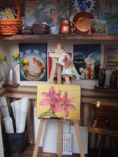 mini-taller de pintura