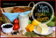 Finding real, nutrient dense food on a budget can seem like a challenge. Learn how and where to find real food sources in order to feed your family good food frugally!