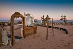 Spare Parts and Pics: Noah Purifoy Outdoor Desert Art Museum