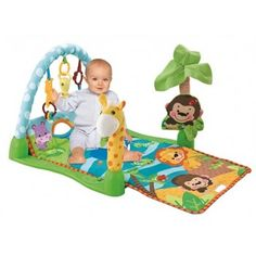 NOW $39.99 (Was $49.99) on SKEP KICK & CRAWL BABY PLAY GYM JJ8504 - ZOO @ Baby Online - Bargain Bro