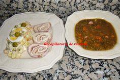 Recopilatorio de recetas thermomix: Cocina a niveles en thermomix (Recopilatorio) Palak Paneer, Recipies, Chicken, Meat, Cooking, Ethnic Recipes, Desserts, Food, Drink