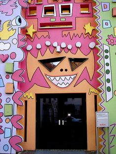 The Happy Rizzi House in Braunschweig (Germany)