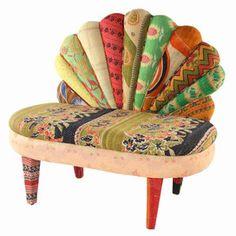 Gita Peacock Chair