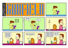 Garfield | Daily Comic Strip on June 28th, 2015