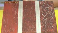 Creación Artesanal Técnica de craquelar, como hacer un efecto craquelado en trupan. Mdf Furniture, Diy And Crafts, Arts And Crafts, Crackle Painting, Diy Projects To Try, Painting Techniques, Chalk Paint, Art Deco, Design