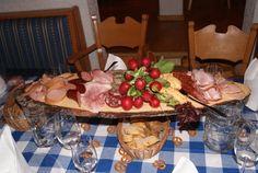 Riessersee Brotzeitbrettl - Bavarian snack - http://www.riessersee.com/
