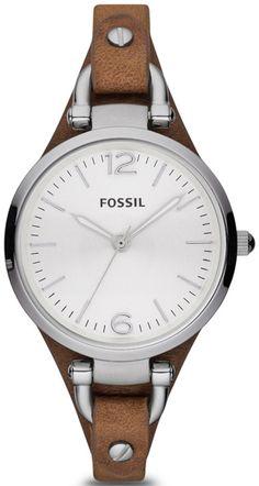 Fossil relógio ES3060 Mulher Georgia