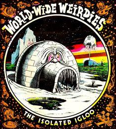 Ken Reid - World Wide Weirdies 25