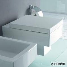 Duravit Vero Wand-Tiefspül-WC L: 54 B: 37 cm weiß