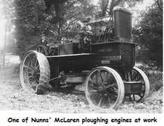 Ploughing Engines