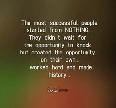 The Most Successful People