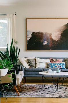 15 MID CENTURY MODERN LIVING ROOM DESIGN - SEE MORE AT vintageindustrial...