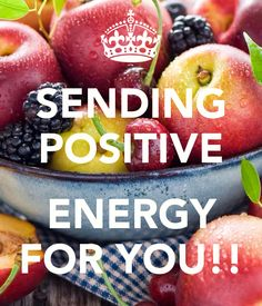 Sending Positive Energy Quotes. QuotesGram by @quotesgram