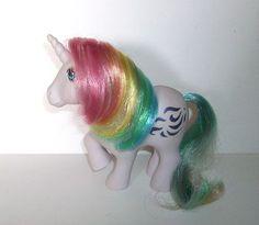 My Little Pony Unicorn.  I actually had that EXACT one..